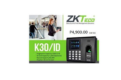 ZKTECO K30