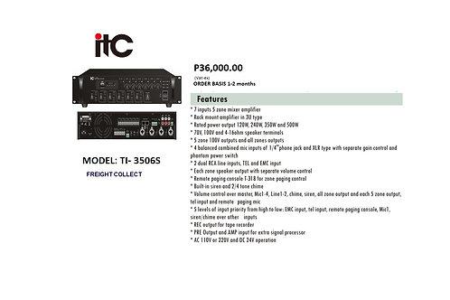 PAGING ITC TI-3506S