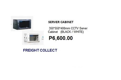 CCTV SERVER CABINET 350X550X400mm