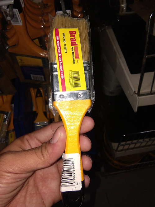 BRAD PAINT BRUSH 1.5INCH