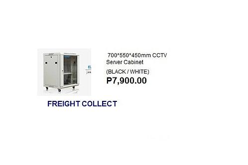 CCTV SERVER CABINET 700X550X450mm