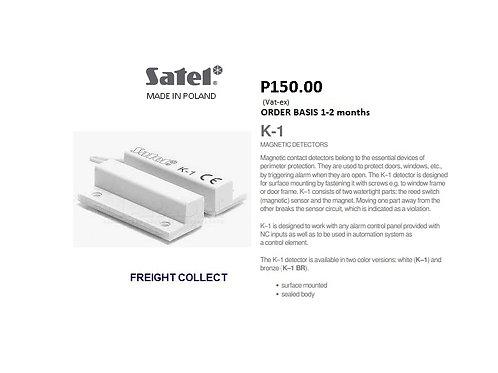 SATEL  INTRUSION MAGNETIC DOOR DETECTORS MODEL#K-1
