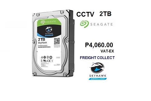 CCTV 2TB HDD SEAGATE