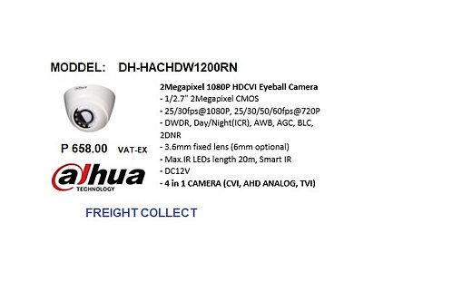 DAHUA CCTV 2MP DOME  HDCVI