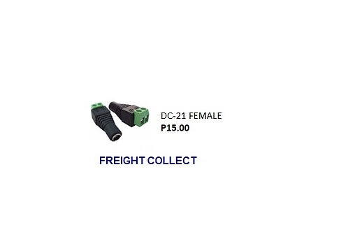 CCTV DC JACK FEMALE