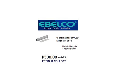 EBELCO U BRACKET 600LED