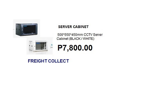CCTV SERVER CABINET 500X550X450mm