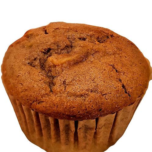Jumbo Apple Cinnamon Muffin