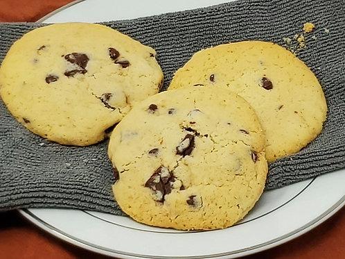 Blondie Chocolate Chip Cookies