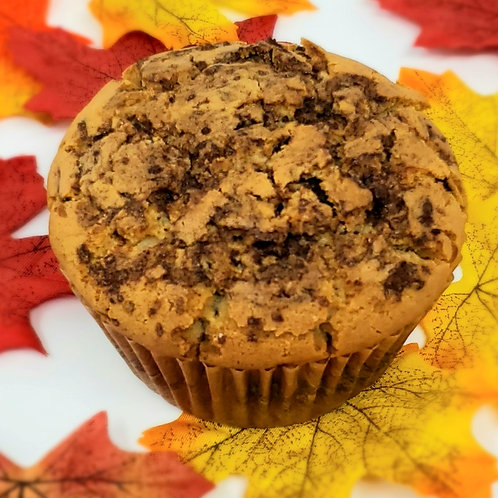 Jumbo Muffin Cinnamon Raisin