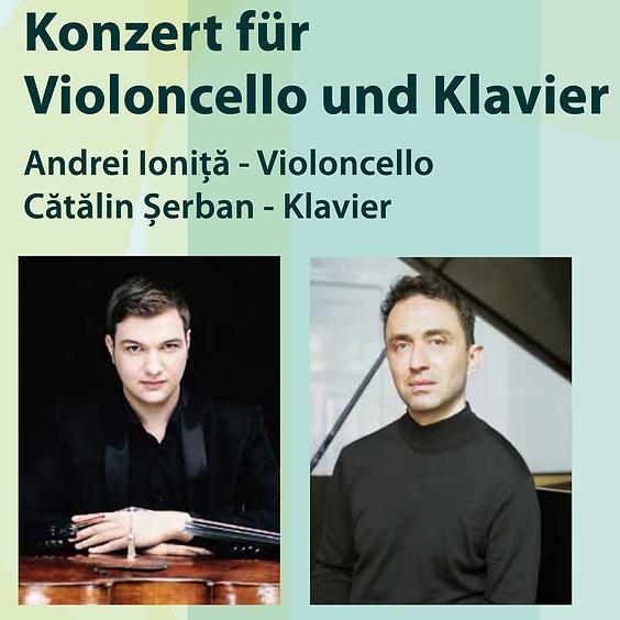 Rügen: Duo Konzert Klavier & Violoncello