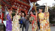 2015.2.3. 生田神社節分祭