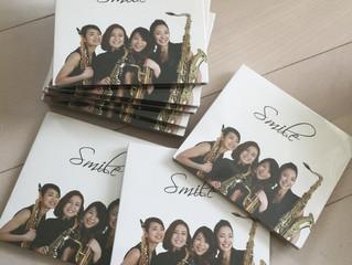 2017.7.1. 1st Album『Smile』発売!!