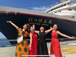 2019.8.20-22.にっぽん丸クルーズ【長崎・壱岐】