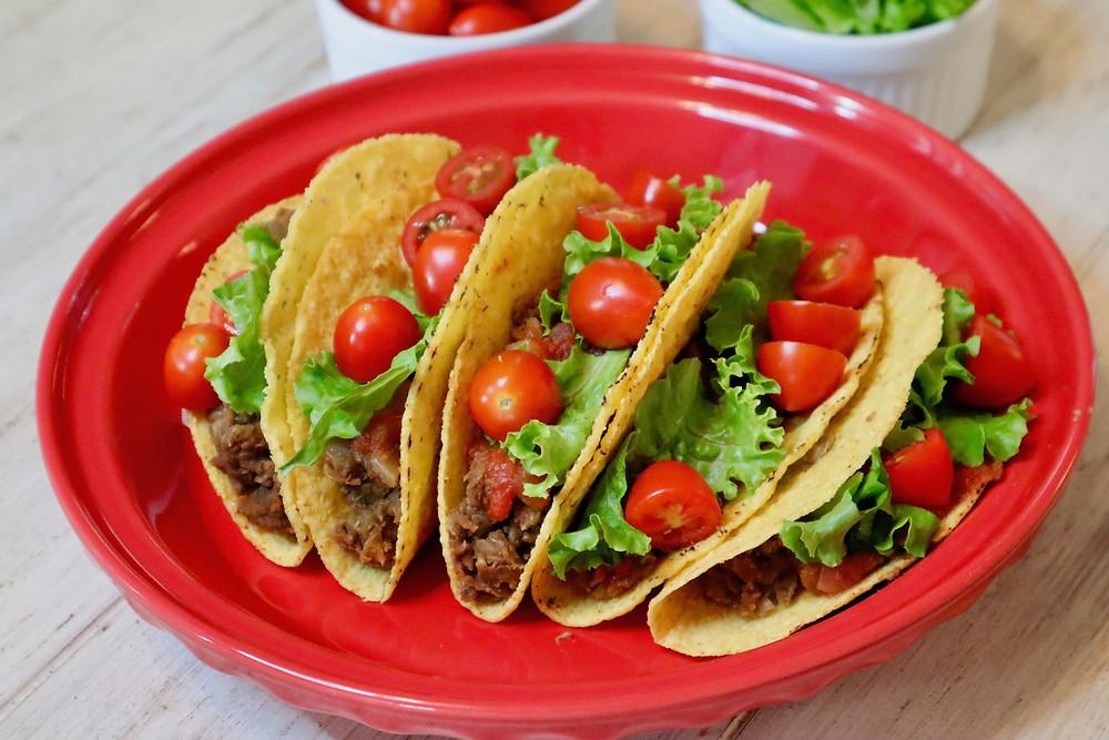 A Kid-Friendly Vegan Meal - Easy Tacos