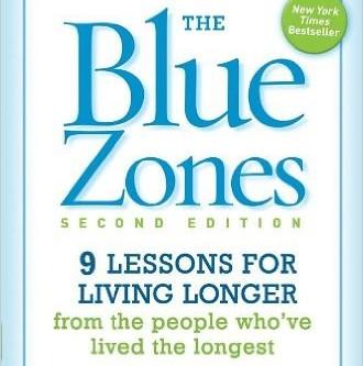 'The Blue Zones' by Dan Buettner