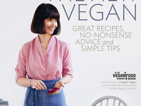 'The New Vegan' by Áine Carlin - a review