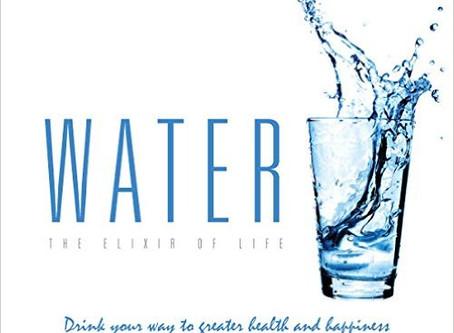 'WATER' The Elixir of Life                          by Lesley Una Pierce