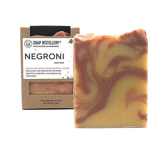 Negroni Soap Bar