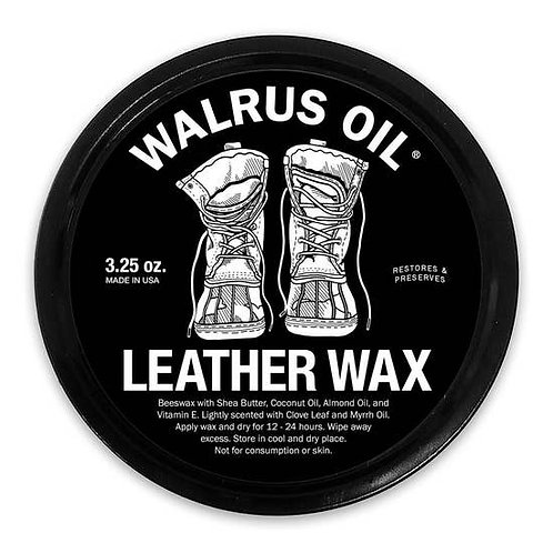 Leather Wax