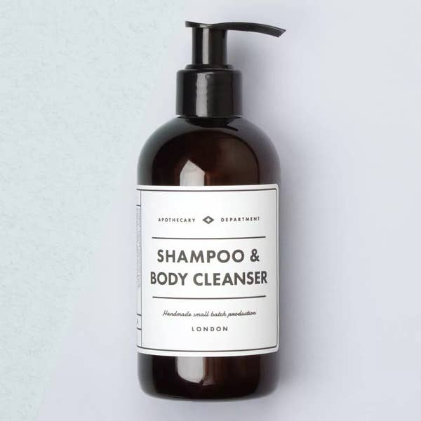 Shampoo and Body Cleanser
