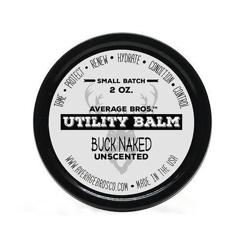 Buck Naked Utility Balm