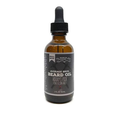 Rocky's Pick Beard Oil