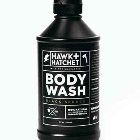 Body Wash -Black Spruce