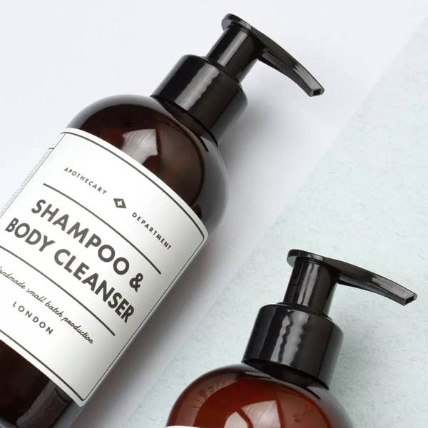 Thumbnail: Shampoo and Body Cleanser