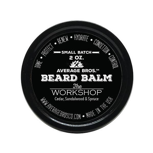 The Workshop Beard Balm