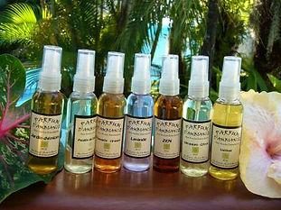 Parfums d'ambiance aux huiles essentielles