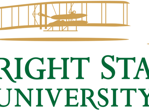Dr McMurray presents research at Wright State University