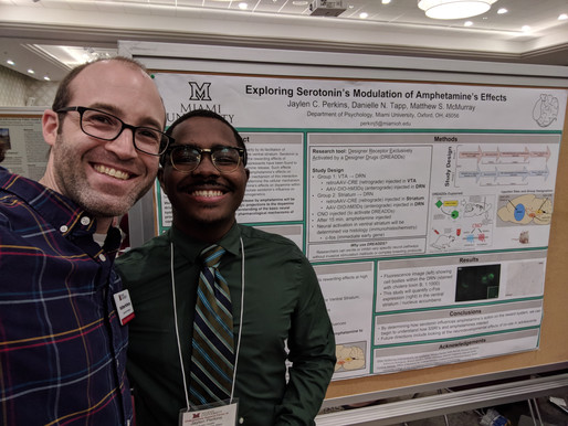 Students present at Undergraduate Research Forum