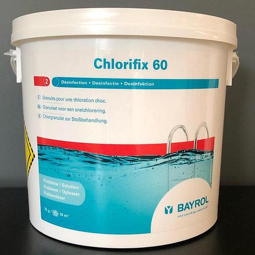 Chlorifix 60 - 5 Kg - Bayrol
