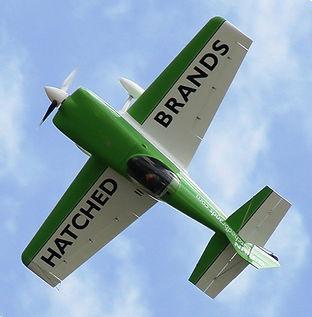 phil burgess aerobatics  DR-107 One Design G-RIHN flying display airshow smoke