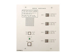 Annunciator Panel (Rescue Assistance) 2.