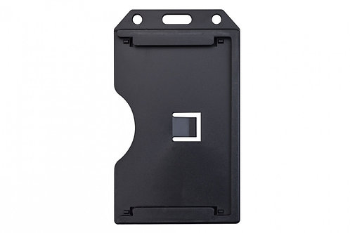 2-Sided Open-Face Rigid Three-Card Holder