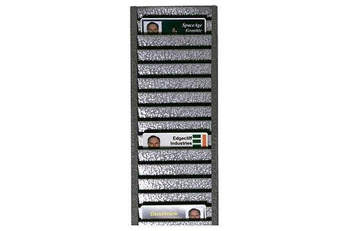 Badge Rack