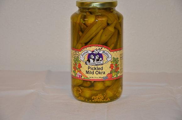 Pickled Mild Okra
