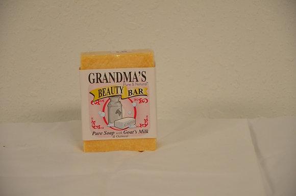 Grandma's Beauty Bar (Almond)