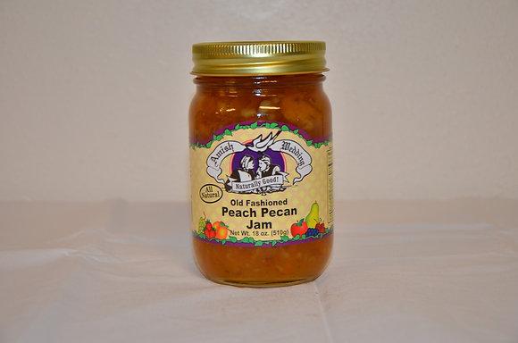 Peach Pecan Jam