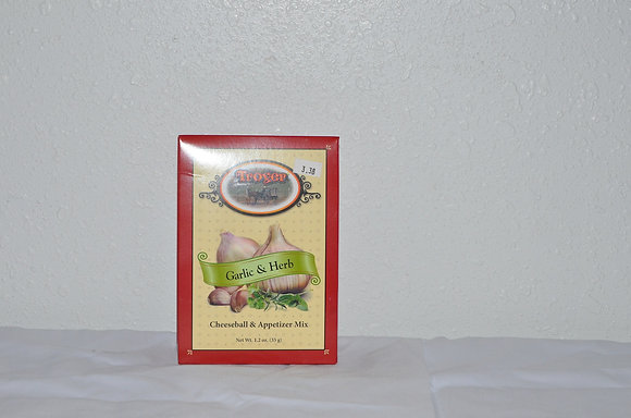 Garlic & Herb Appetizer Mix