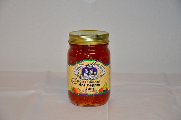 Old Fashioned Hot Pepper Jam