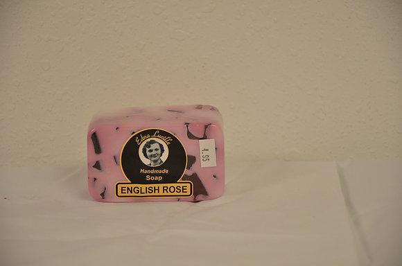 English Rose Handmade Soap