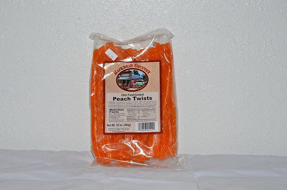 Peach Twists