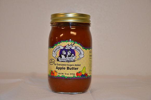Apple Butter (No Sugar Added)