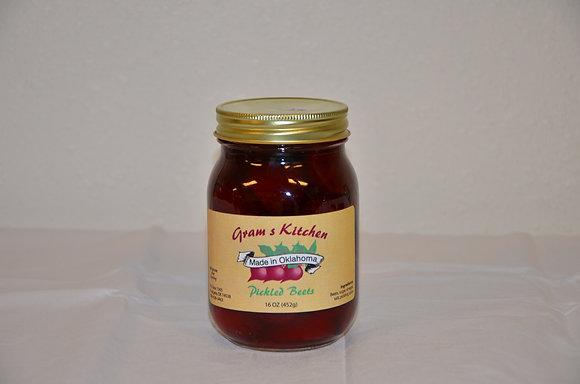 Gram's Kitchen Pickled Beets