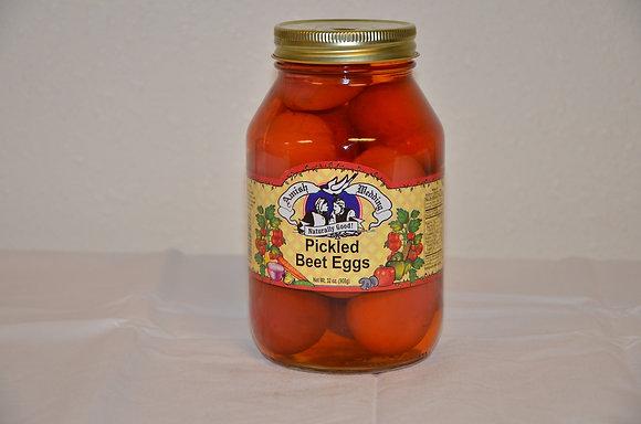 Pickled Beet Eggs