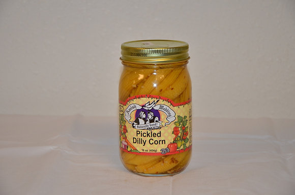 Pickled Dilly Corn