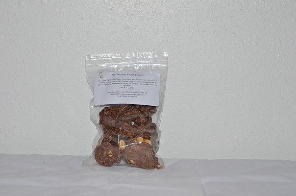 Milk Choclate Peanut Clusters